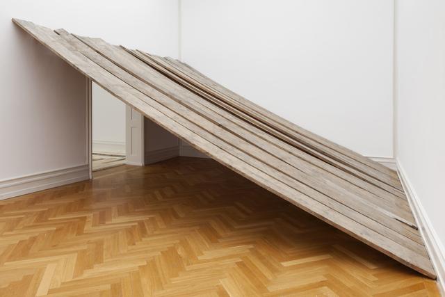, 'Untitled (slant),' 2013, Freymond-Guth Fine Arts Ltd.