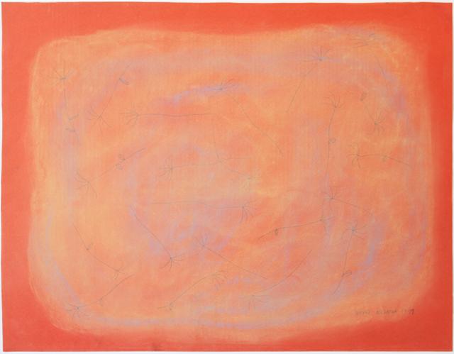 , 'Flowers Fall,' 1977, MASAHIRO MAKI GALLERY