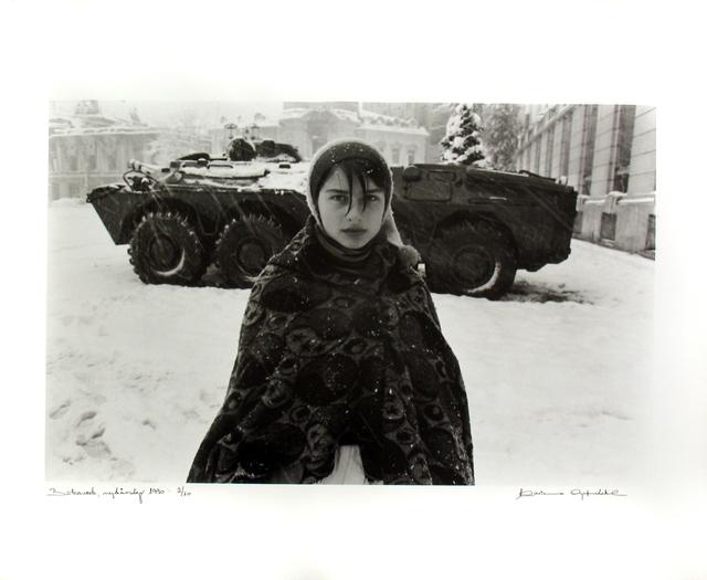 Marianne Grøndahl, 'Bukarest, New Years Day', 1990, Galleri5000