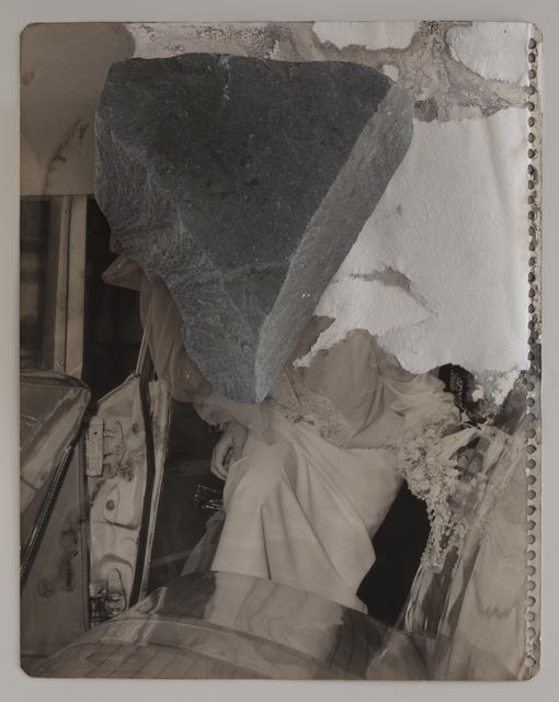 , 'Pedra do Ganges [Geologia Doméstica],' 2017, Casa Triângulo