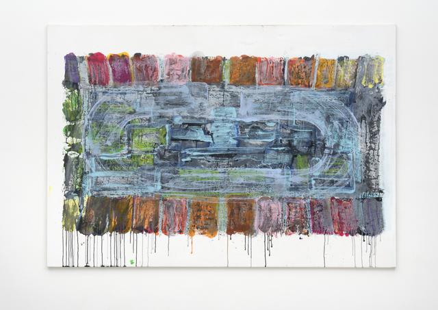 , 'stadtkrone,' 2017, PPC Philipp Pflug Contemporary
