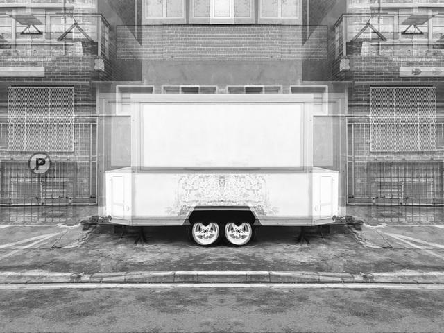 , 'No Parking,' 2019, Black Box Publishing