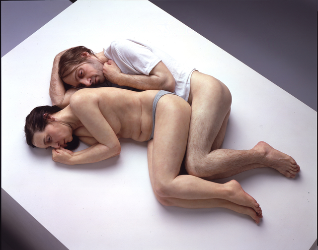 , 'Spooning Couple,' 2005-2007, The FLAG Art Foundation