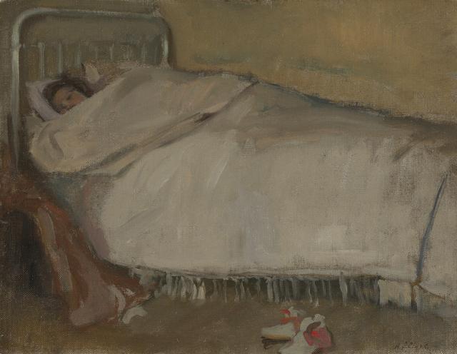 , 'The Lost Day, Paris,' ca. 1902, Debra Force Fine Art