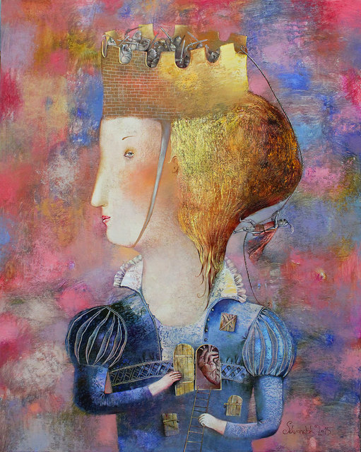 Anna Silivonchik, 'Knights of My Heart', 2015, Think + Feel Contemporary