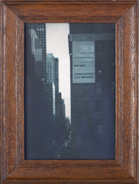 , 'Lexington Avenue,' 2009, Gallery 270