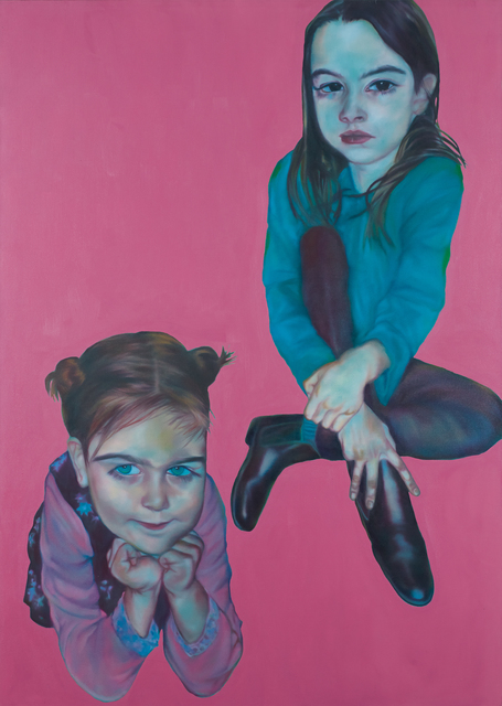 Nicky Hoberman, 'Doodlebugs', 2004, Painting, Oil on canvas, Gow Langsford Gallery