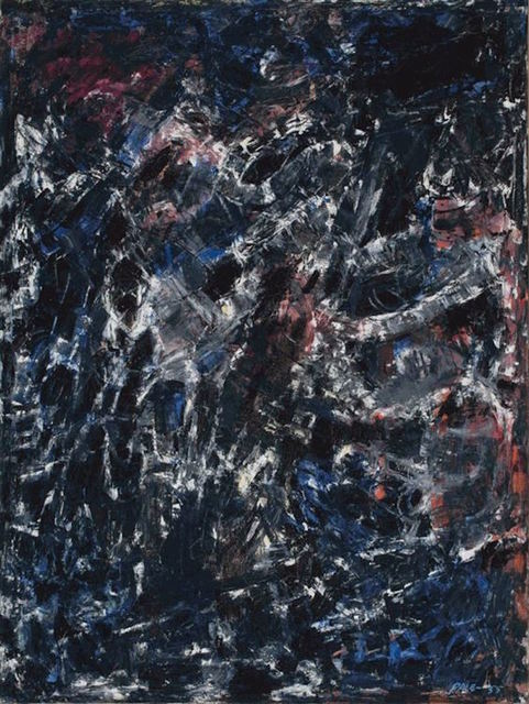 , 'Aftermath (55-19),' 1955, Berry Campbell Gallery