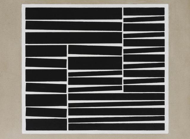 , 'Metaesquema,' 1958, Bergamin & Gomide