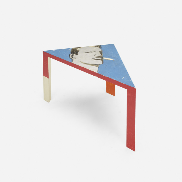 Robert Loughlin, 'Untitled (table)', Wright