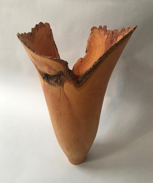 Dennis Stewart, 'Untitled Vessel', ca. 1985, Design/Decorative Art, Mesquite wood, Beatrice Wood Center for the Arts