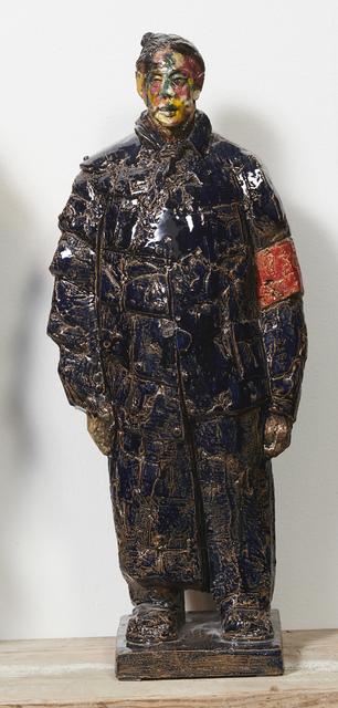 Wanxin Zhang, 'Mandarin Warrior', 2008, Catharine Clark Gallery
