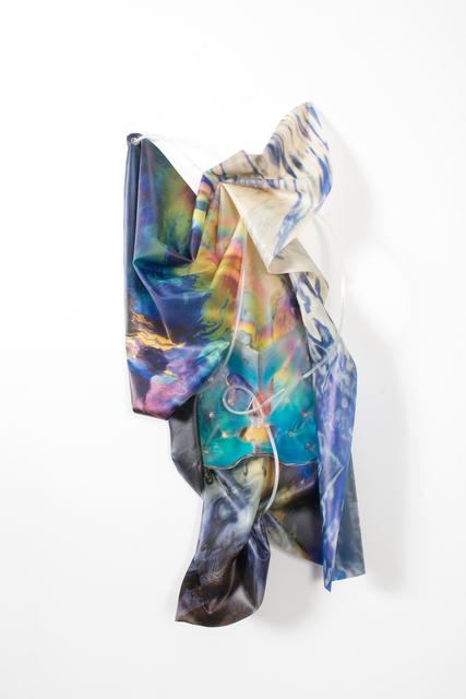 , 'Petrified Sensibilities 12,' 2017, GALERIE ESCOUGNOU-CETRARO
