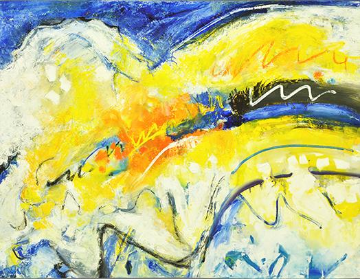 , 'Maryana's Dream,' 2011, Walter Wickiser Gallery