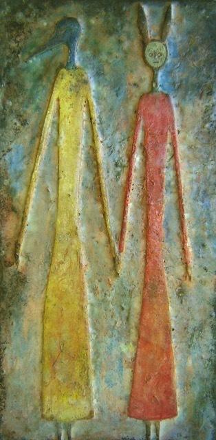 , 'garden eaves,' , Rice Polak Gallery