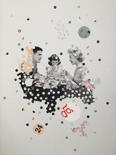 , 'Nuclear Family,' 2016, Roman Fine Art
