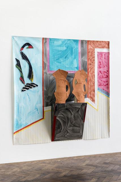 , 'Museum View,' 2012, Galerie Hubert Winter