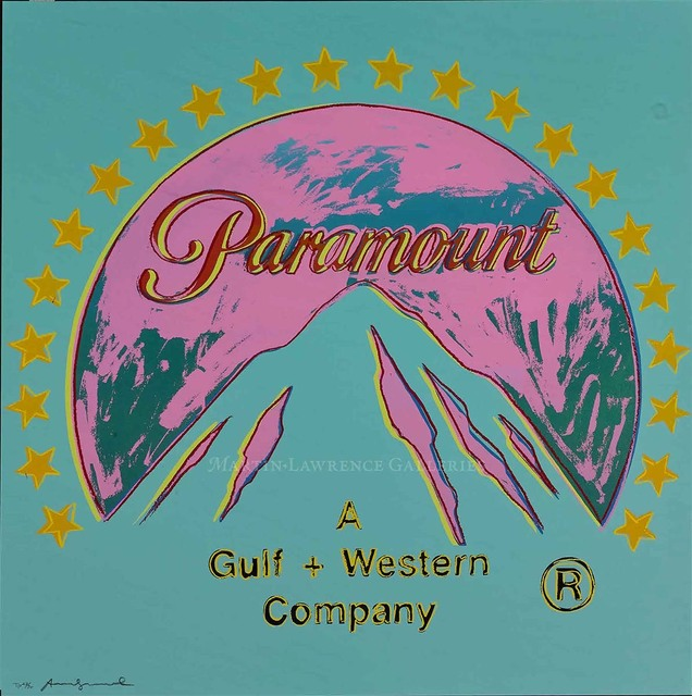 , 'Paramount, 1985 (#352, Ads),' 1985, Martin Lawrence Galleries