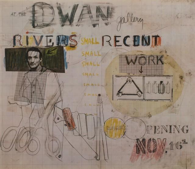 Larry Rivers, 'Recent work', 1965, Finarte