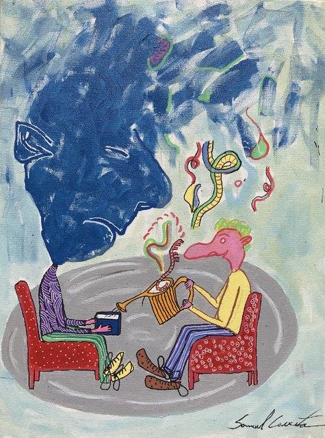 Samuel Caixeta, 'Filtrando Tempestades', 2018, Saphira & Ventura Gallery