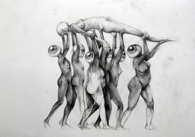 ", '""She Summons an Army"", Untitled 2,' 2018, Sapar Contemporary"