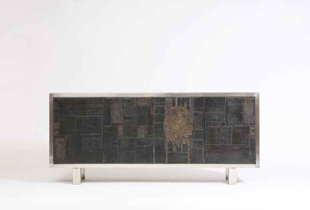 , 'Ceramic 4 panels sideboard,' ca. 1970, Magen H Gallery