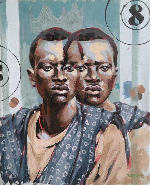 , 'COUMBA AREHN,SENEGAL,' 2017, Deep Space Gallery