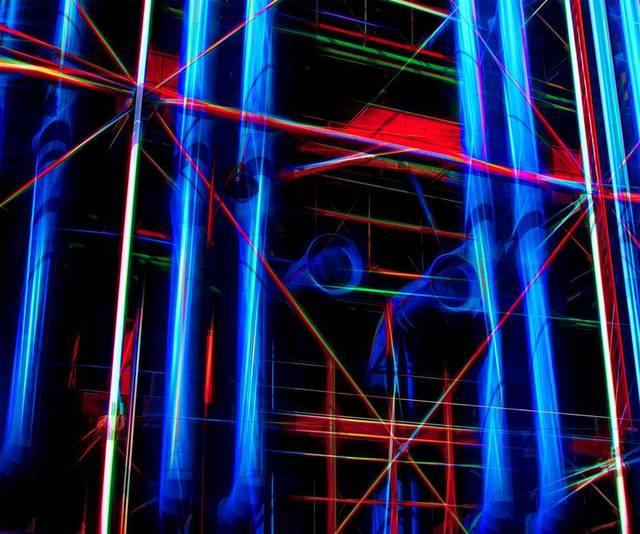 , 'Pompidou,' 2017, Agora Gallery