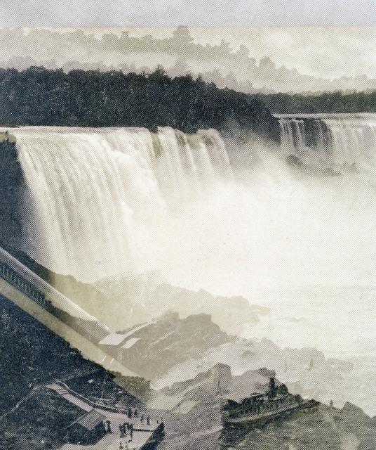 , 'Falls (Niagara),' 2016, Galerie Kleindienst