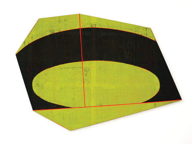 , 'Eclipse,' 2017, Locks Gallery