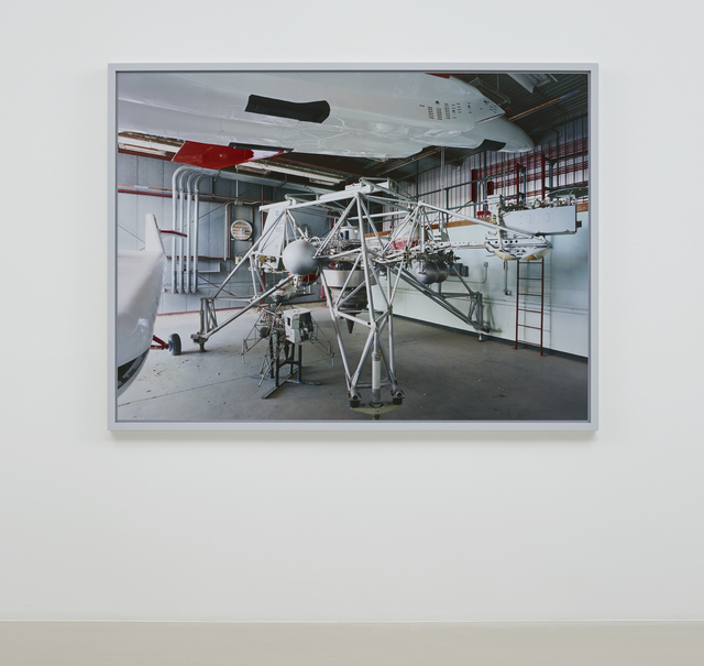 , 'Research Vehicle, Armstrong Flight Research Center, Edwards,' 2014, Marian Goodman Gallery