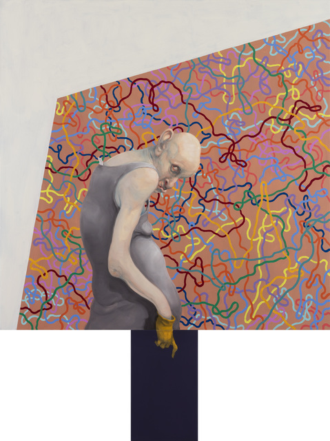 Michael Kvium, 'Old Man's Point', 2017, Tang Contemporary Art