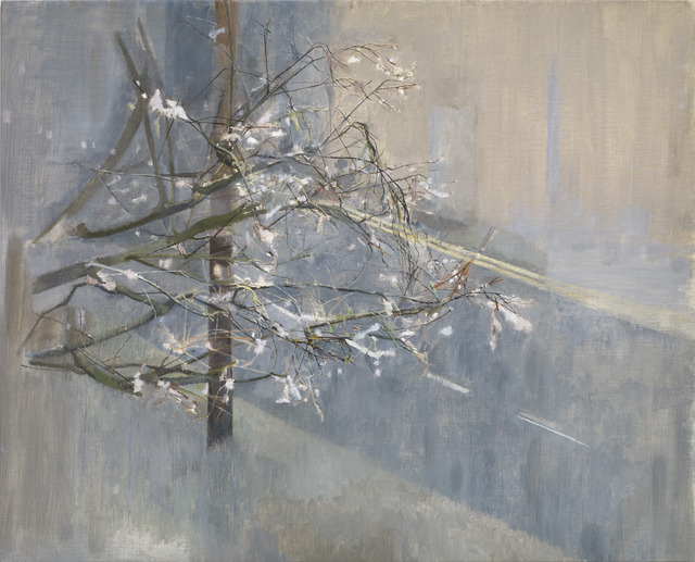 , 'Town Light Winter,' 2012, Purdy Hicks Gallery