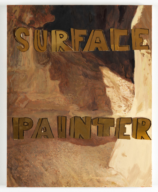 , 'Surface Painter,' 2016, Galerie Fons Welters