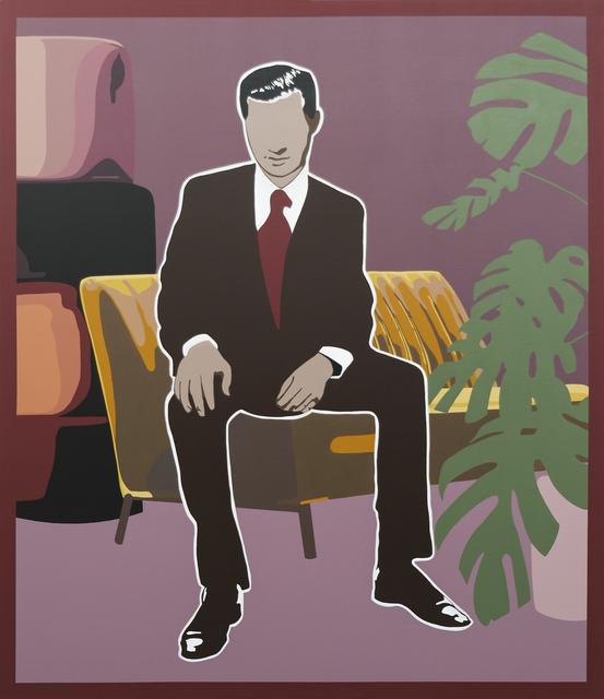 , 'Man,'   , JoAnne Artman Gallery