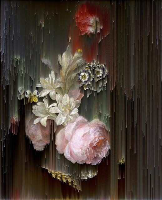 , 'Flower Piece (after Moise Jaccober),' 2017, Galerie Huit