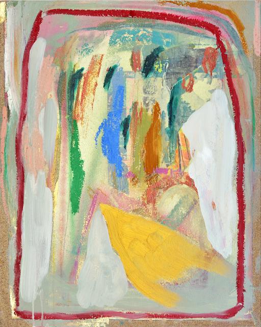 , 'Der Teer,' 2015, Galerie Kornfeld