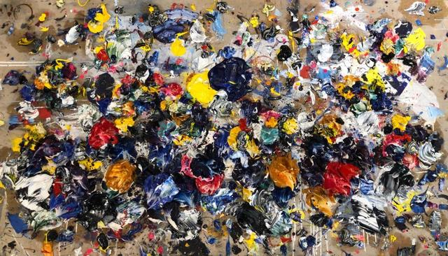 , 'Blue XX,' 2019, Aurora Vigil-Escalera Art Gallery