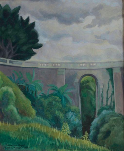 , 'Puente de Cuernavaca,' 1940, Andrés Siegel / Arte