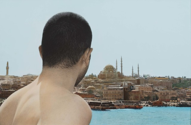 Youssef Nabil, 'Self portrait, Istanbul', 2009, Repetto Gallery