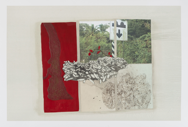 , 'NP-C019_newsprint28,' 2018, Bruno David Gallery & Bruno David Projects