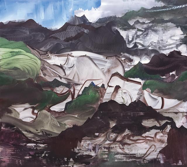, 'Hunger,' 2017, Pierogi