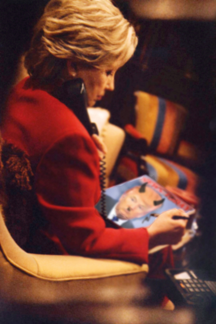 , 'Hillary Drawing,' 2016, HG Contemporary