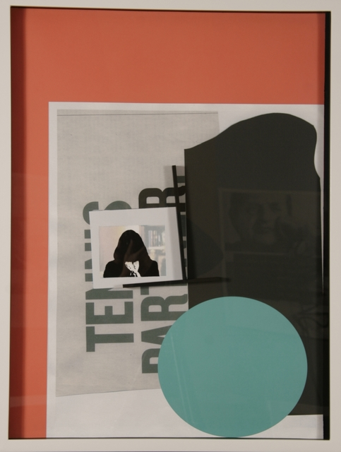 , 'Untitled #50 (Tennis Partner),' 2007-2008, Le Guern Gallery