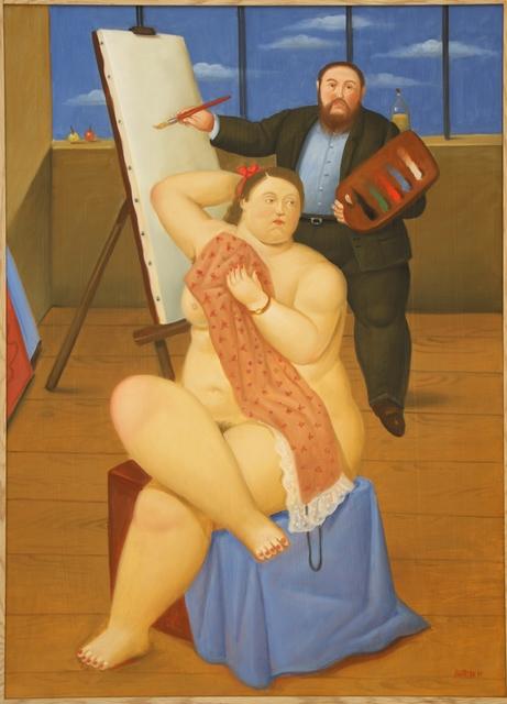 , 'La Modelo,' 2011, Tasende Gallery