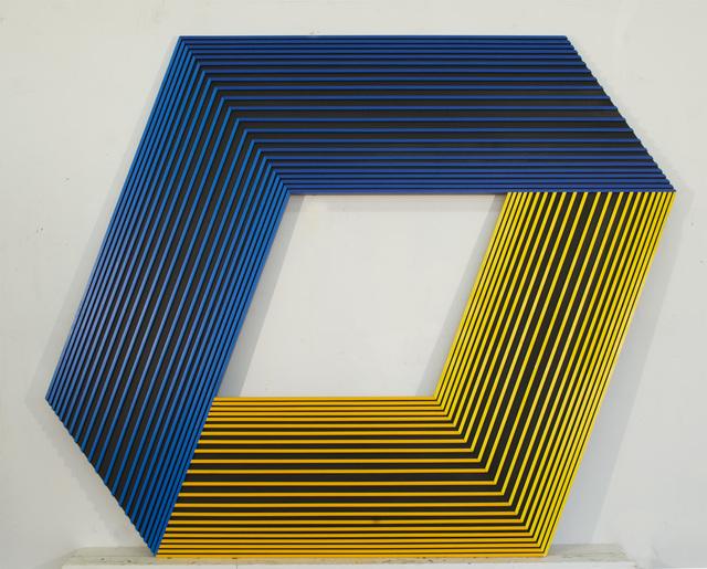 , 'Inner Yellow Light,' 1989, Loretta Howard Gallery