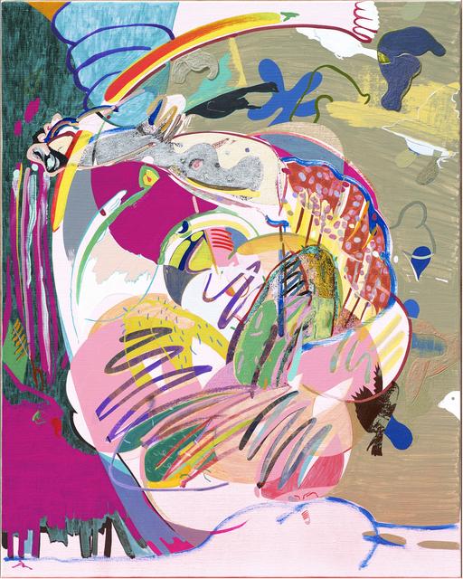 , 'Into the smokescreen,' 2016, PKM Gallery
