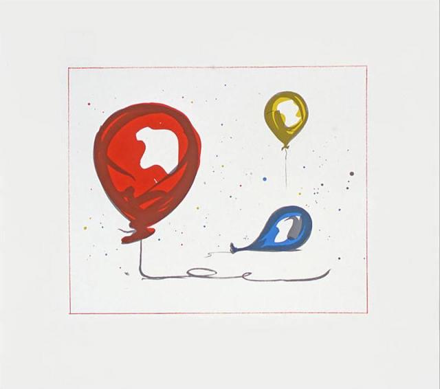 Claes Oldenburg, 'Balloons', Unknown, Kunzt Gallery