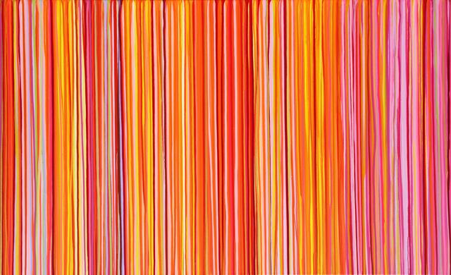 Sabine Nielsen, 'Goutte-à-goutte (Orange)', 2017, Art Center Horus