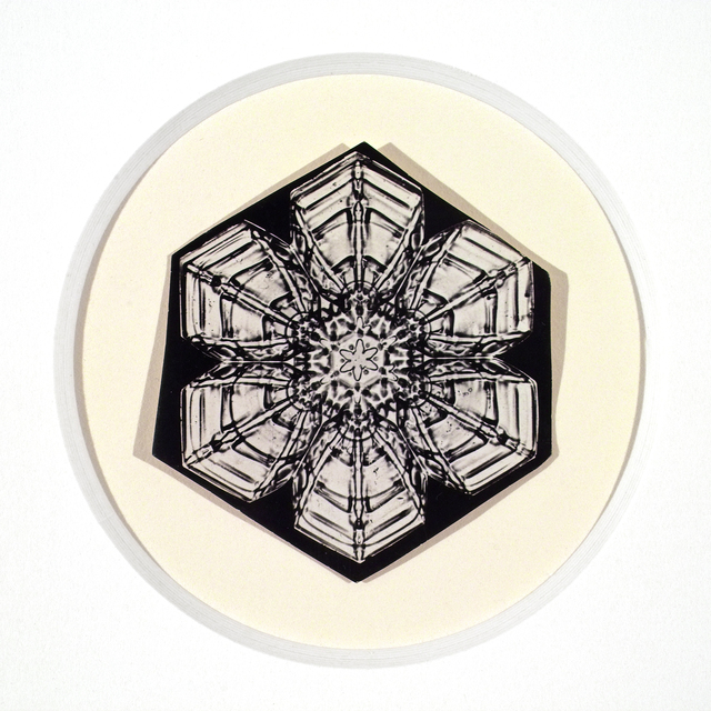 , 'Untitled (Snowflake #15),' 1920, Berkeley Art Museum and Pacific Film Archive